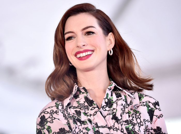 Anne Hathaway Wants to Be Called Annie: Video