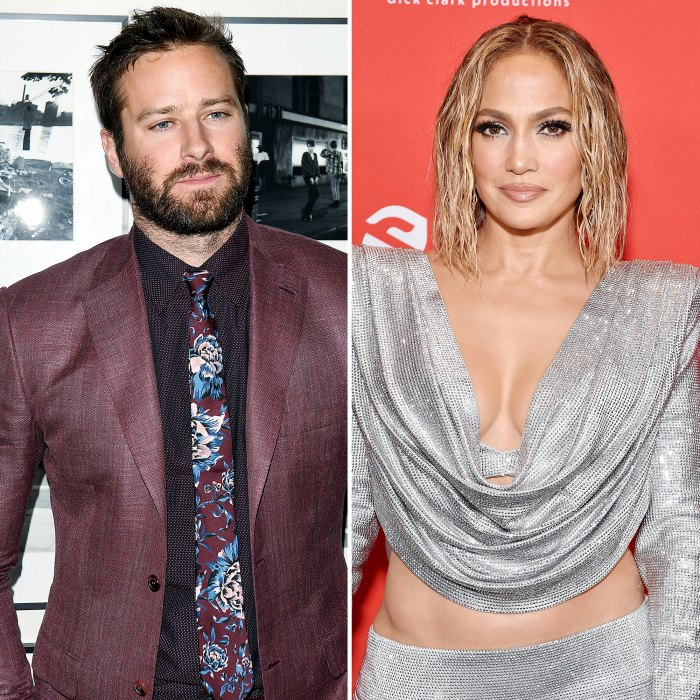 Armie Hammer Steps Away from Jennifer Lopez Movie Amid DM Scandal