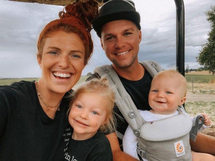 Audrey Roloff y Jeremy Roloff quieren más hijos