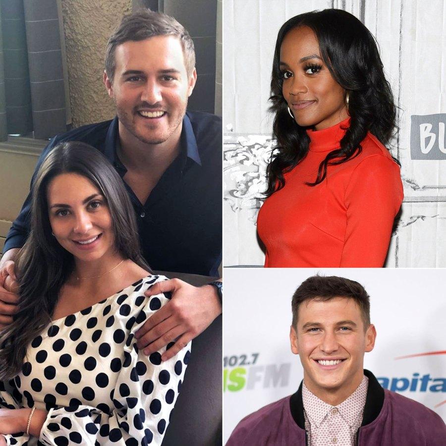 Bachelor Nation React to Peter Weber and Kelley Flanagan Split