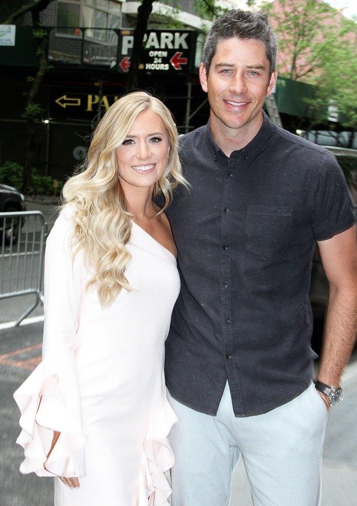Bachelor's Pregnant Lauren Burnham Claps Back at Rumors She and Arie Luyendyk Jr. 'Separated'