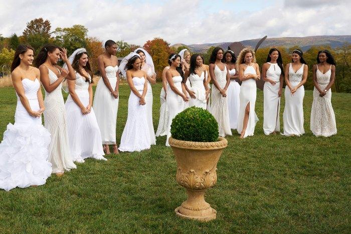 La 'Reina' de Bachelor, Victoria, revela que tuvo un orzuelo durante la cita grupal de vestimenta