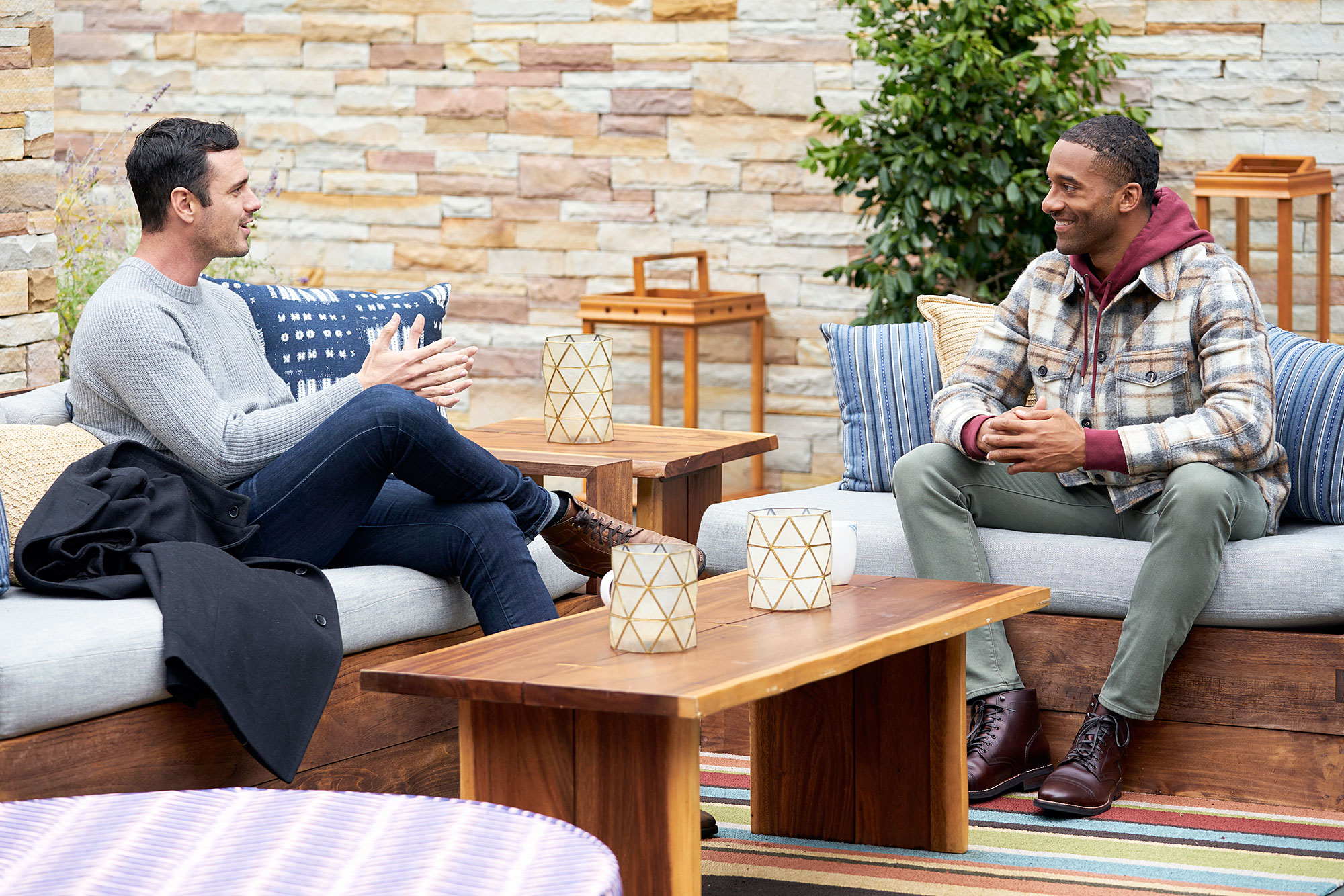 Ben Higgins: What 'Bachelor' Viewers Won't See During My Chat With Matt