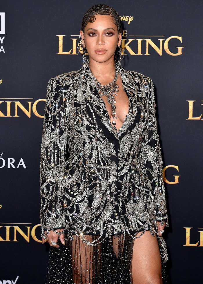 Beyonce comparte imágenes invisibles de ella y los 3 hijos de Jay-Z mientras mira hacia atrás en 2020