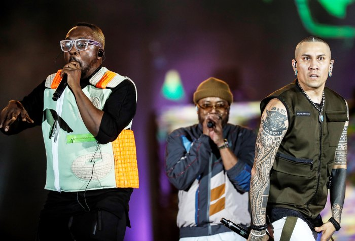 will.i.am apl.de.ap and Taboo perform at the Rock in Rio music festival Black Eyed Peas will.i.am 25 Things You Dont Know About Me