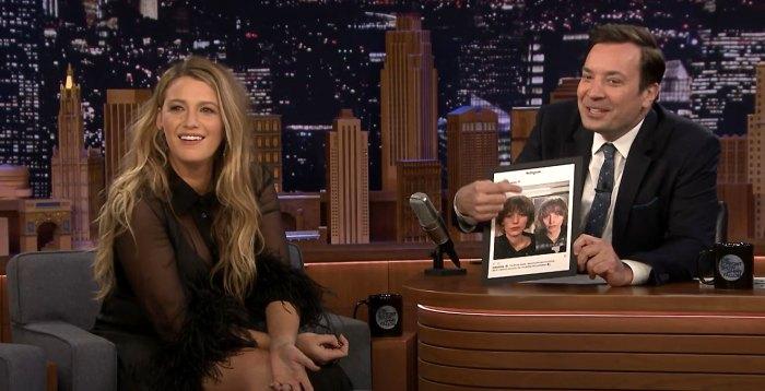 Blake Lively recuerda sentirse 'inseguro' sobre el cuerpo después del parto porque ella 'no cabía en la ropa'
