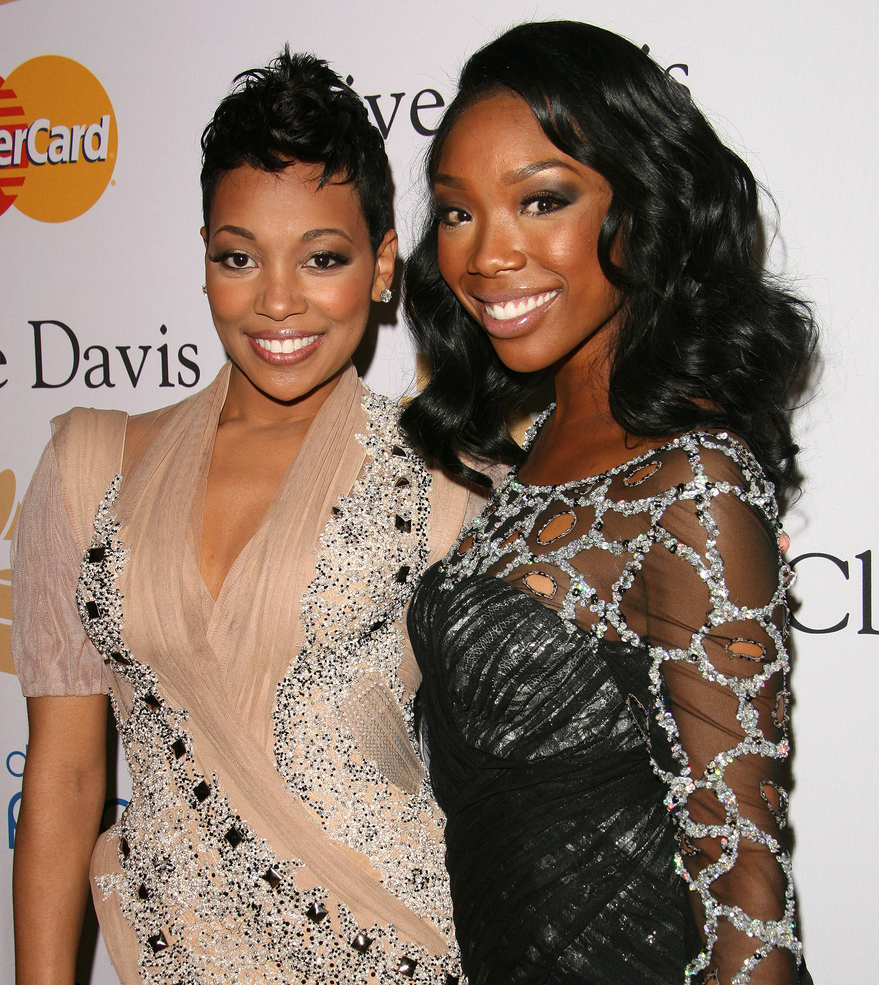 Brandy Was Really Happy to Reunite With Monica for Verzuz Battle 1