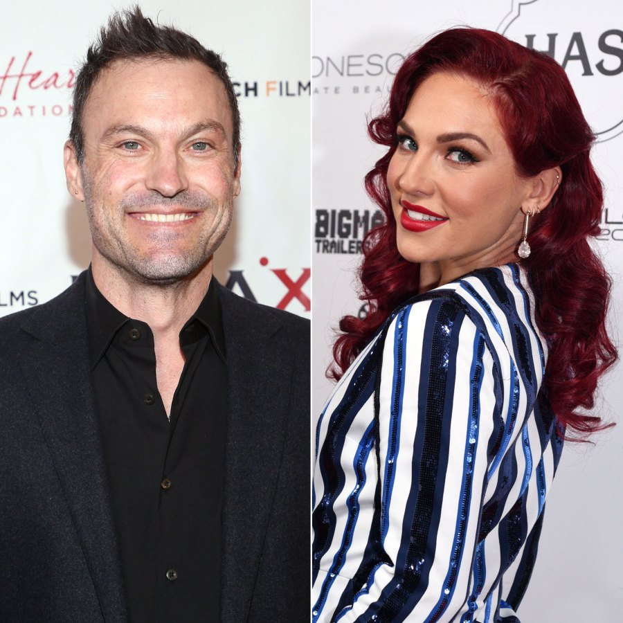 Brian Austin Green and Sharna Burgess Are 'Getting Serious': What He's Attracted to