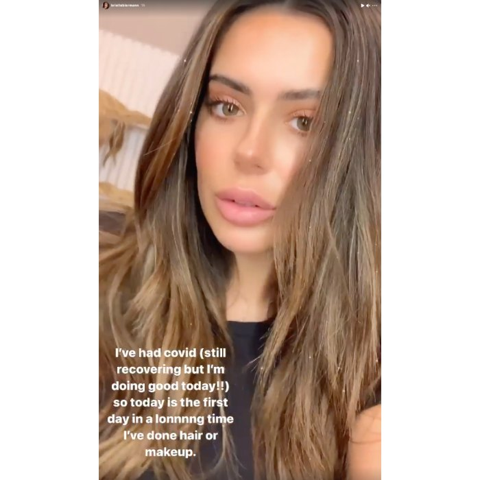 Brielle Biermann Is Recovering After Positive Coronavirus Test 2