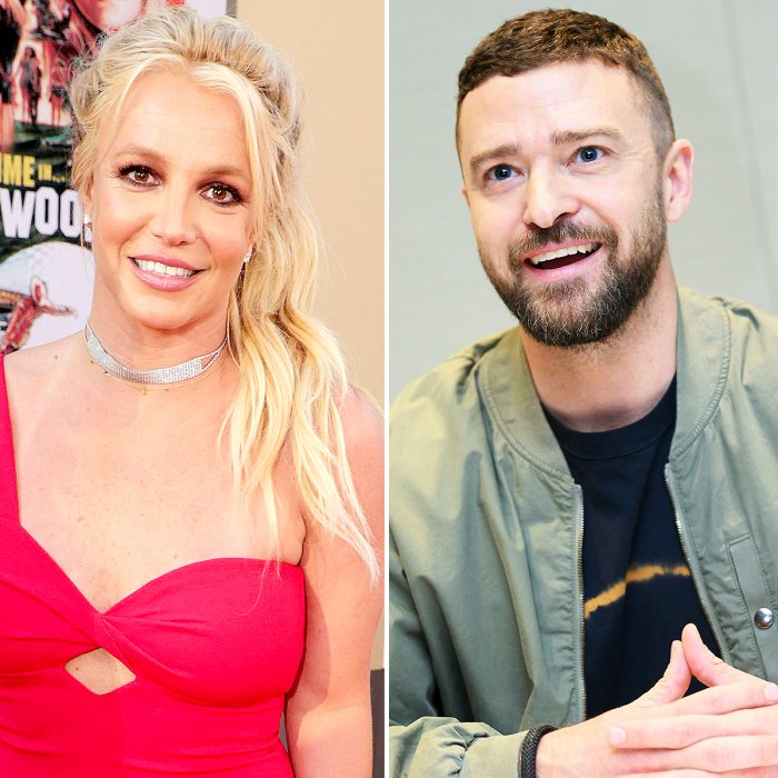 Britney Spears Dances to Ex Justin Timberlake's Song Holy Grail