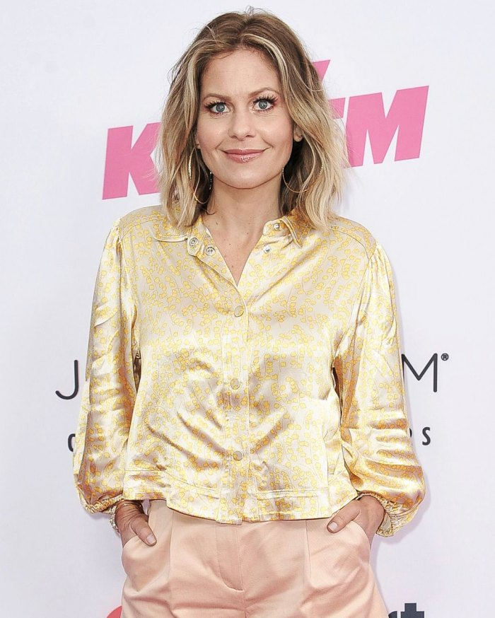 Candace Cameron Bure Claps Back at Trolls Who Bashed Her Family Photo