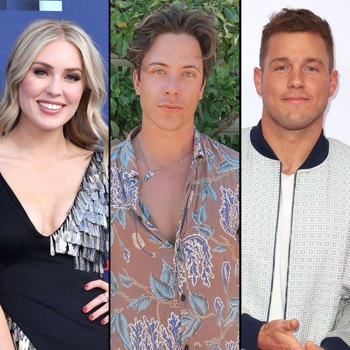 Cassie Randolph Rumored Boyfriend Brighton Reinhardt Appears to Shade Her Ex Colton Underwood in New Song Creep