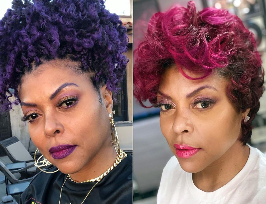 Celebrity Hair Transformations of 2021