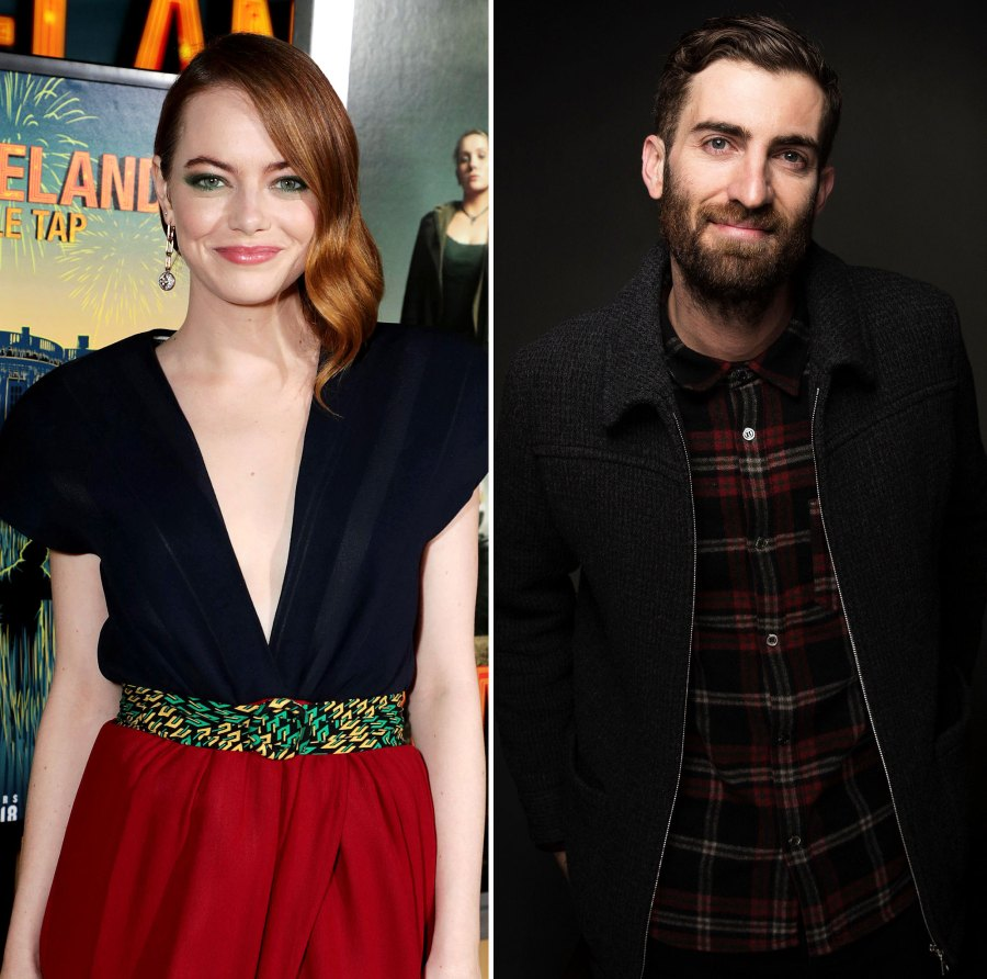 Celebrity Pregnancy Announcements 2021 See Which Stars Are Expecting Emma Stone Dave McCary