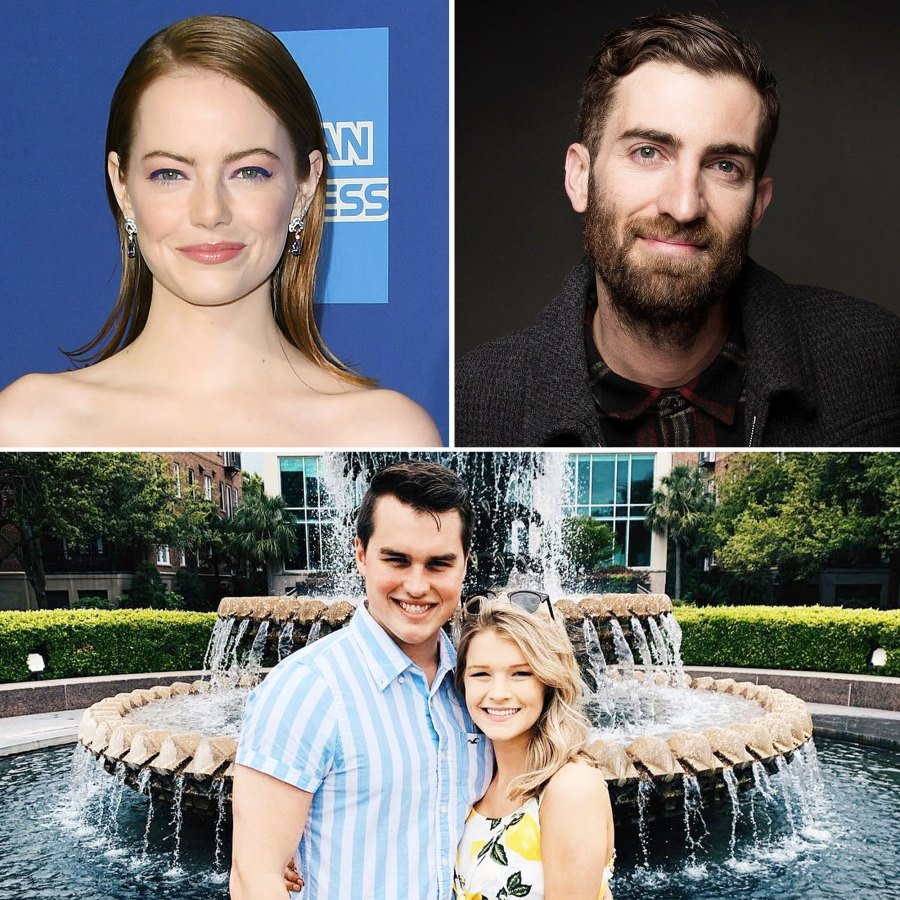 Celebrity Pregnancy Announcements 2021 See Which Stars Are Expecting Emma Stone Dave McCary Josie Bates Kelton Balka