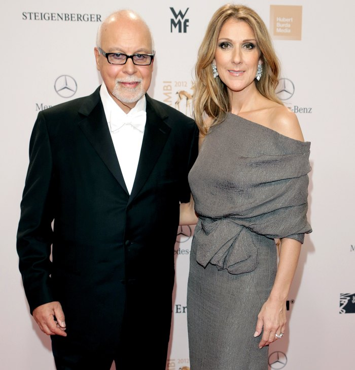 Celine Dion Remembers Husband Rene Angelil on 5-Year Death Anniversary