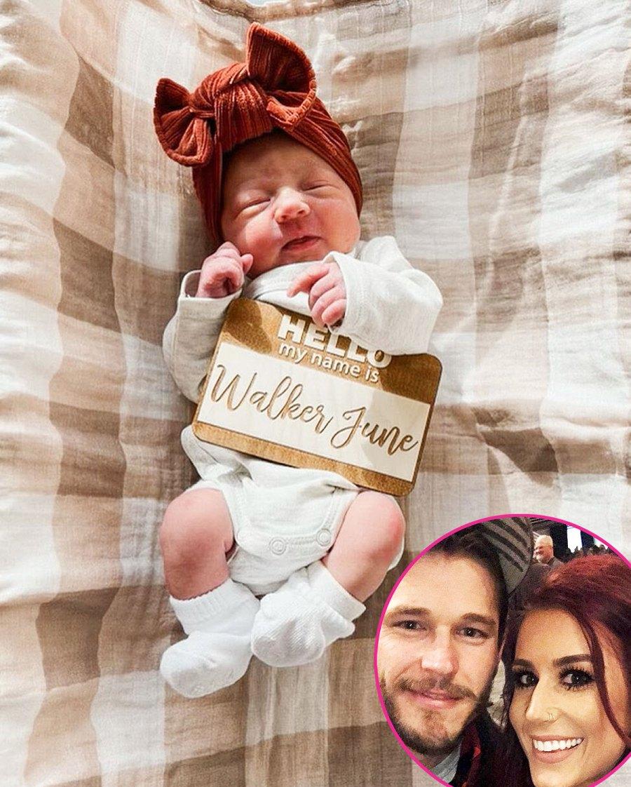 Celebrity Babies 2021 Chelsea Houska Cole DeBoer