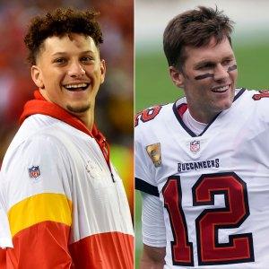 Chiefs' Patrick Mahomes Was in Kindergarten When Tom Brady Won 1st Super Bowl