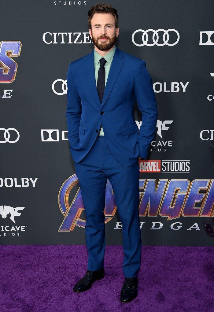 Chris Evans responde a las afirmaciones de que está en conversaciones para repetir el papel del Capitán América