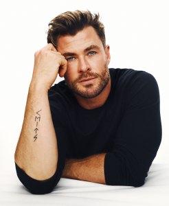 Chris Hemsworth Named Hugo Boss' 1st Global Brand Ambassador for Boss