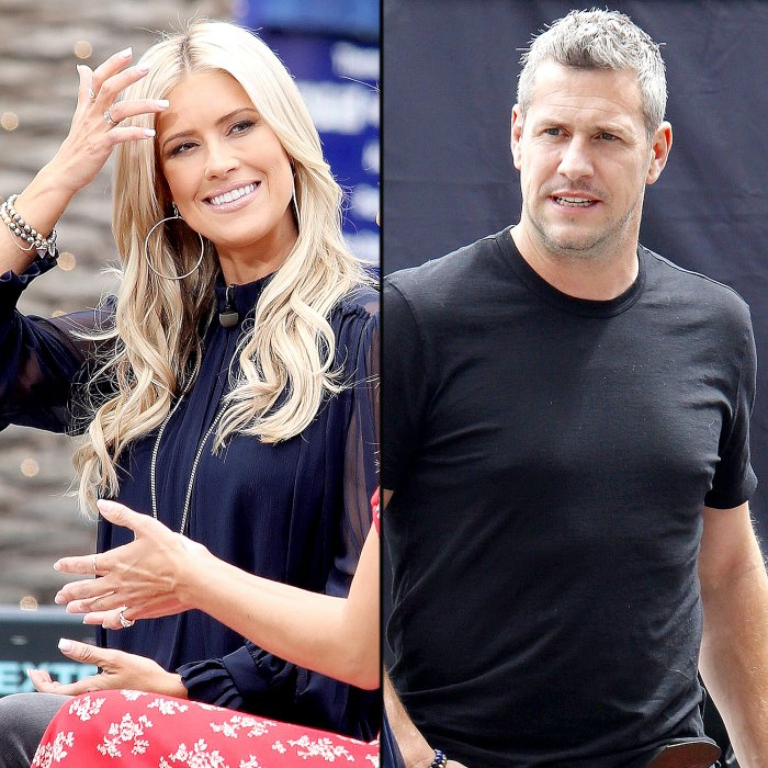 Christina Anstead Reverts Maiden Name Social Media Amid Divorce From Ant Anstead