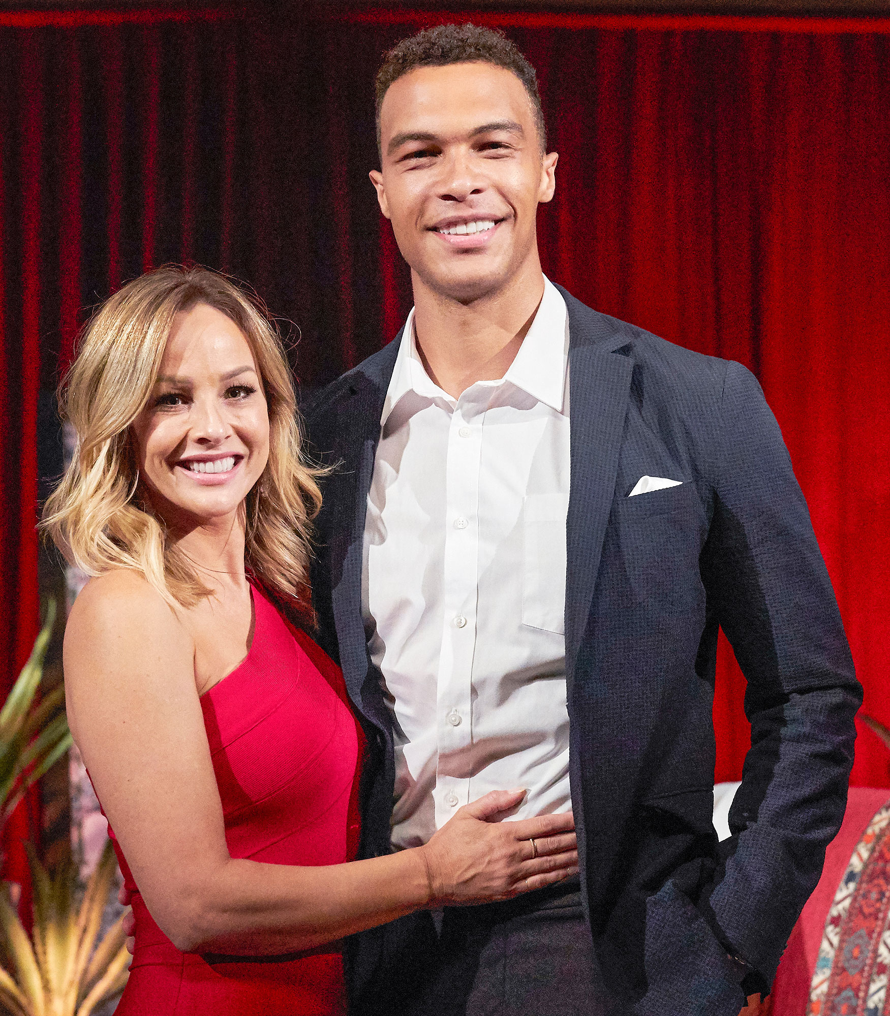 Clare Crawley and Dale Moss on The Bachelorette Clare Crawley Reveals Whats Bringing Her Happiness Following Crushing Dale Moss Split