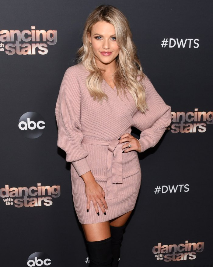 DWTS' Pro Witney Carson Introduces Son Kevin Leo, Shares the Meaning Behind His Moniker