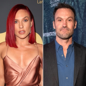 DWTS's Sharna Burgess Dodges Questions About Brian Austin Green Romance After PDA-Filled Hawaii Vacation: 'Let It Go'