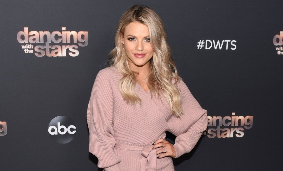 Dancing With the Stars Witney Carson Journey Home From Hospital With Newborn Son Kevin