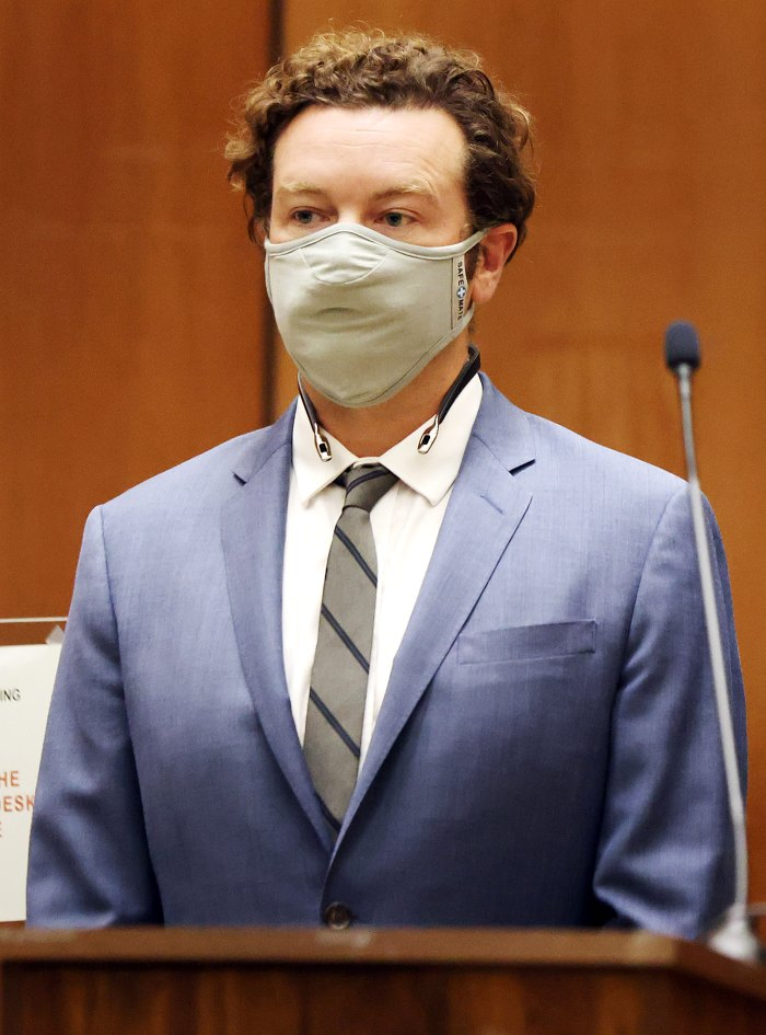 Danny Masterson Pleads Not Guilty Rape Charges