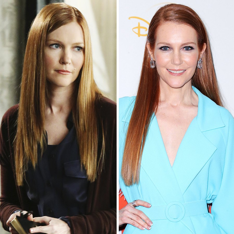 Darby Stanchfield Scandal Where Are They Now