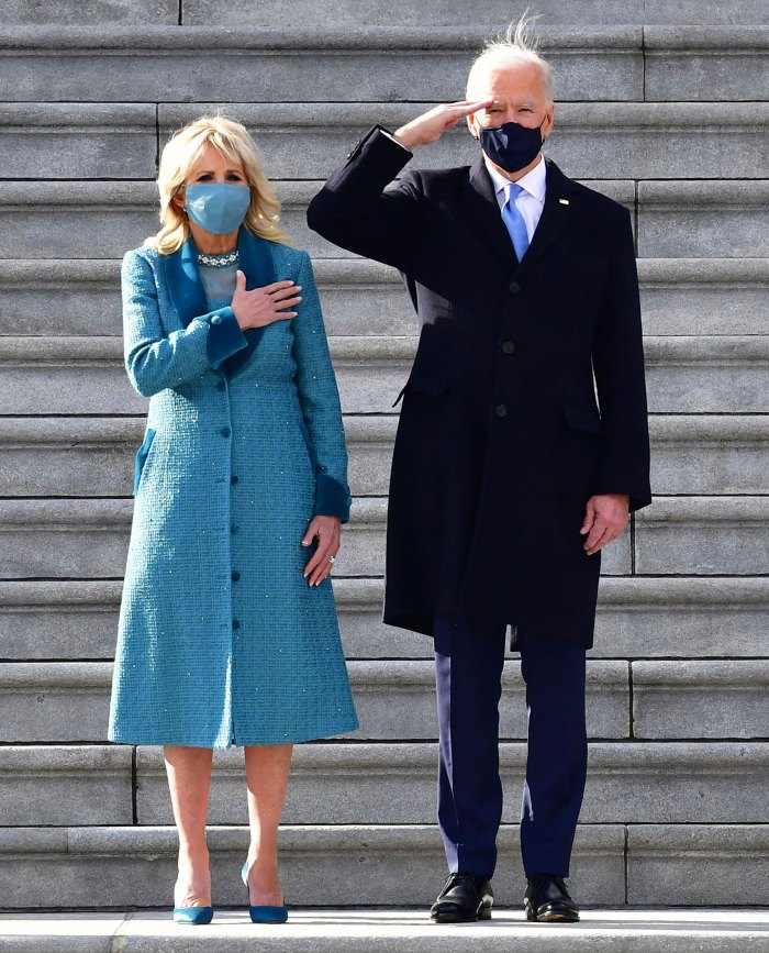 Why Dr. Jill Biden Chose This Celeb Designer for Inauguration