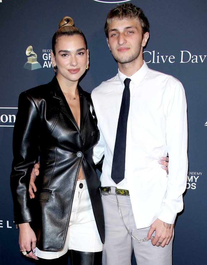 Dua Lipa Details a Typical Day at the Hadid Family's Farm With Boyfriend Anwar