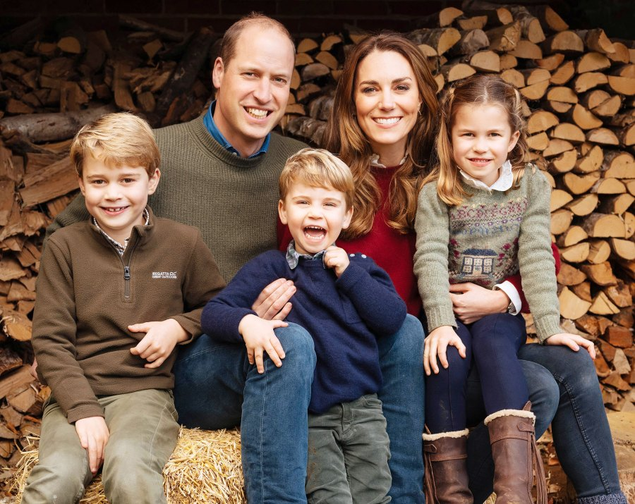 Duchess Kate Gave Her 3 Kids At-Home Haircuts to Their Horror