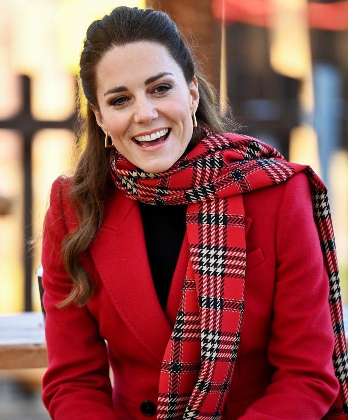 La duquesa Kate insinúa que podría ser fan de Bridgerton