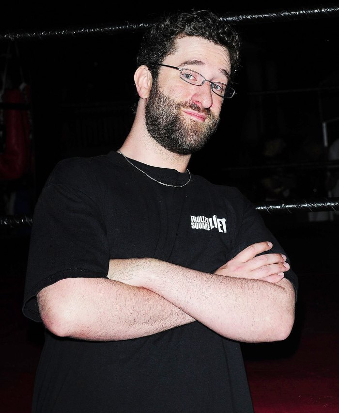 Dustin Diamond Has Stage 4 Cancer And Is Undergoing Chemo