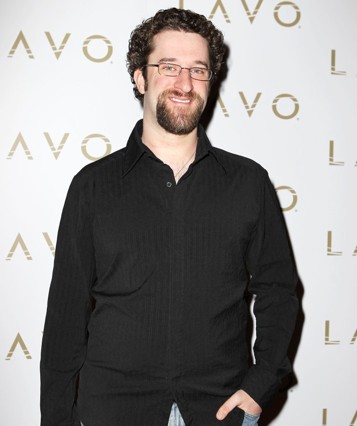 Dustin Diamond attends Lavo presents National Nerd Day Dustin Diamond Is Really Happy That Saved by the Bell Costars Sent Him Well-Wishes Amid Cancer Battle