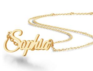 EVER2000 Custom Name Necklace