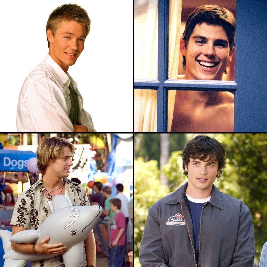 Early 2000s Teen Movie Heartthrobs Where Are They Now