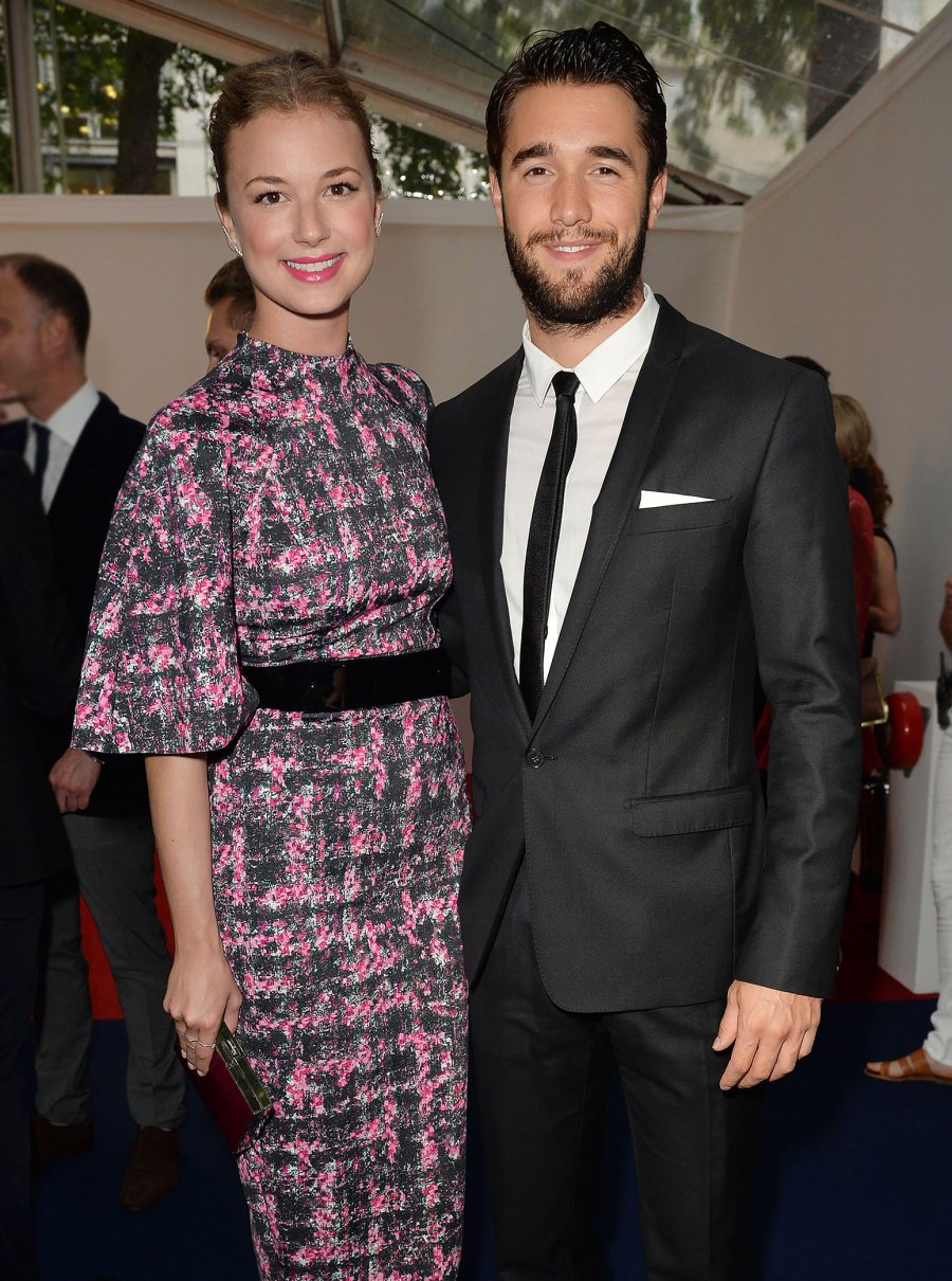 Gallery Rehaul: Emily VanCamp and Josh Bowman's Love Story: From Costars to Couple