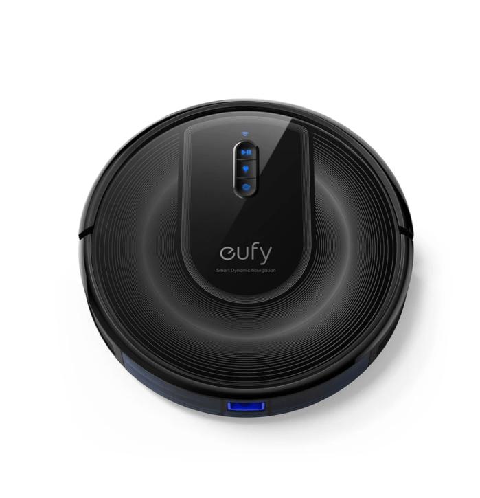 Eufy RoboVac G30 Verge con navegación dinámica inteligente