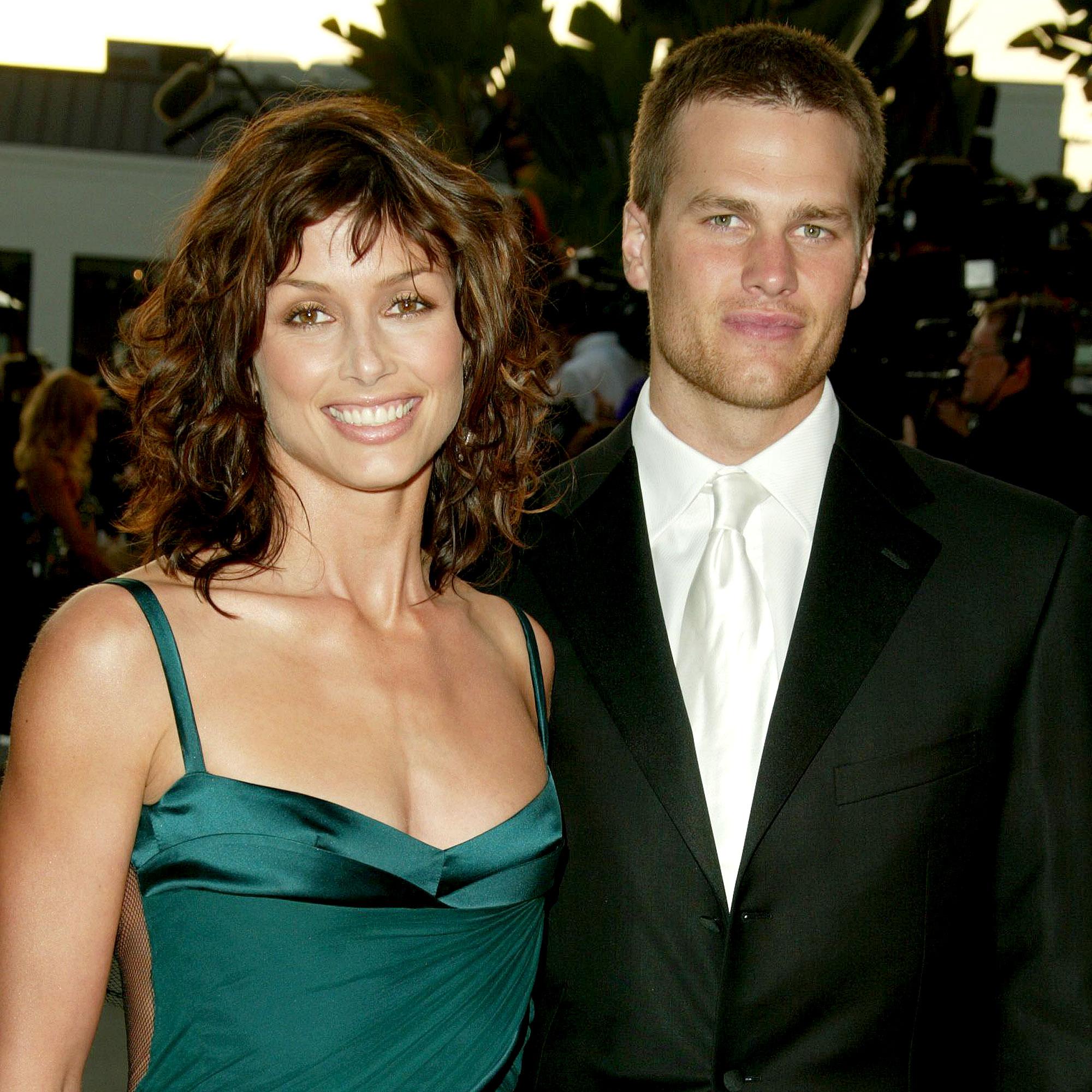 First wife bradys tom Tom Brady