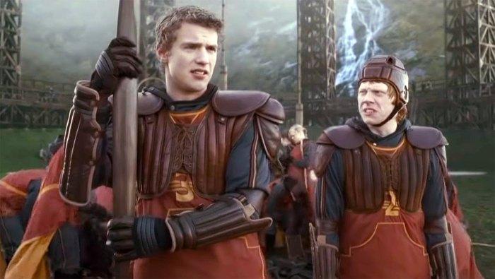 Bridgerton's Freddie Stroma Appeared in 'Harry Potter' Movies