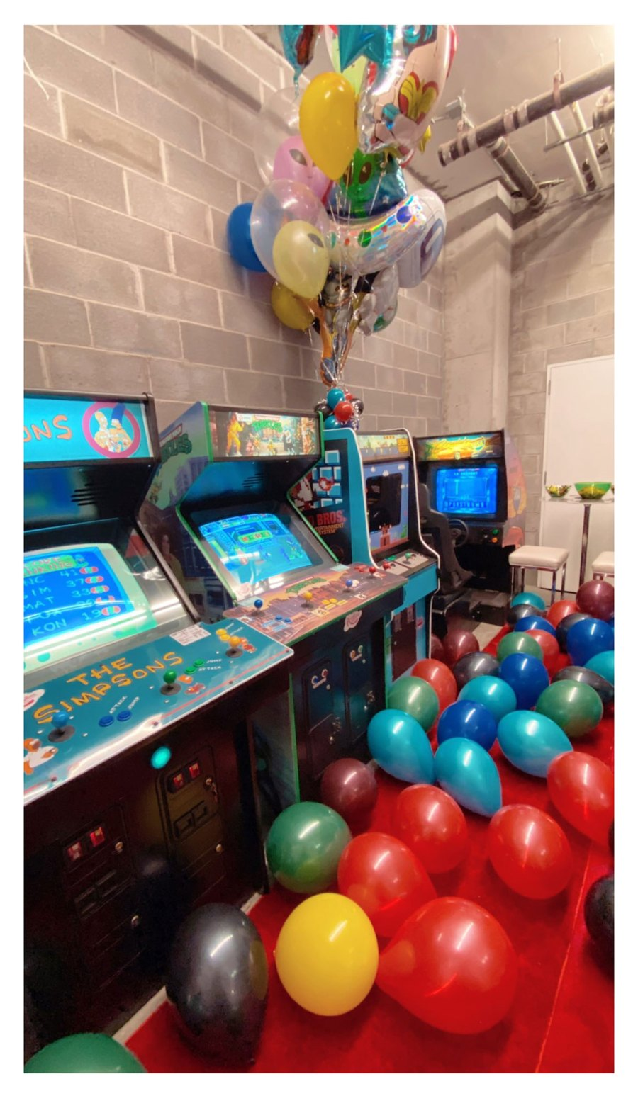 Gigi Hadid Zayn Malik Video Game-Themed Birthday Party