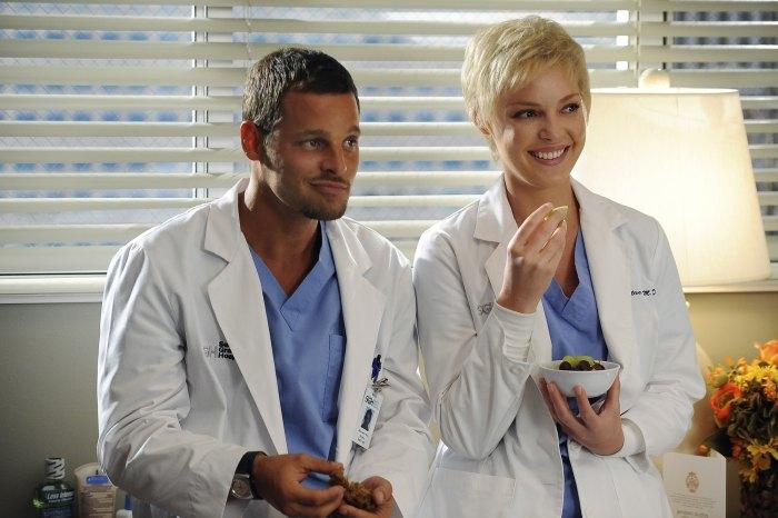 La alumna de 'Grey's Anatomy', Katherine Heigl, dice que Alex Karev dejar a Jo fue un 'A ----- e Move'