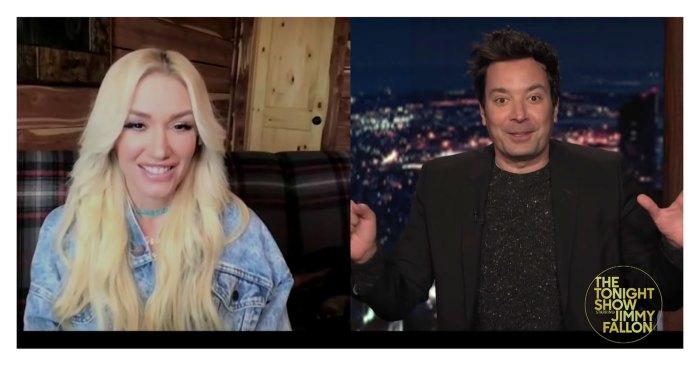 Gwen Stefani admite que estaba esperando que Blake Shelton proponga a Jimmy Fallon