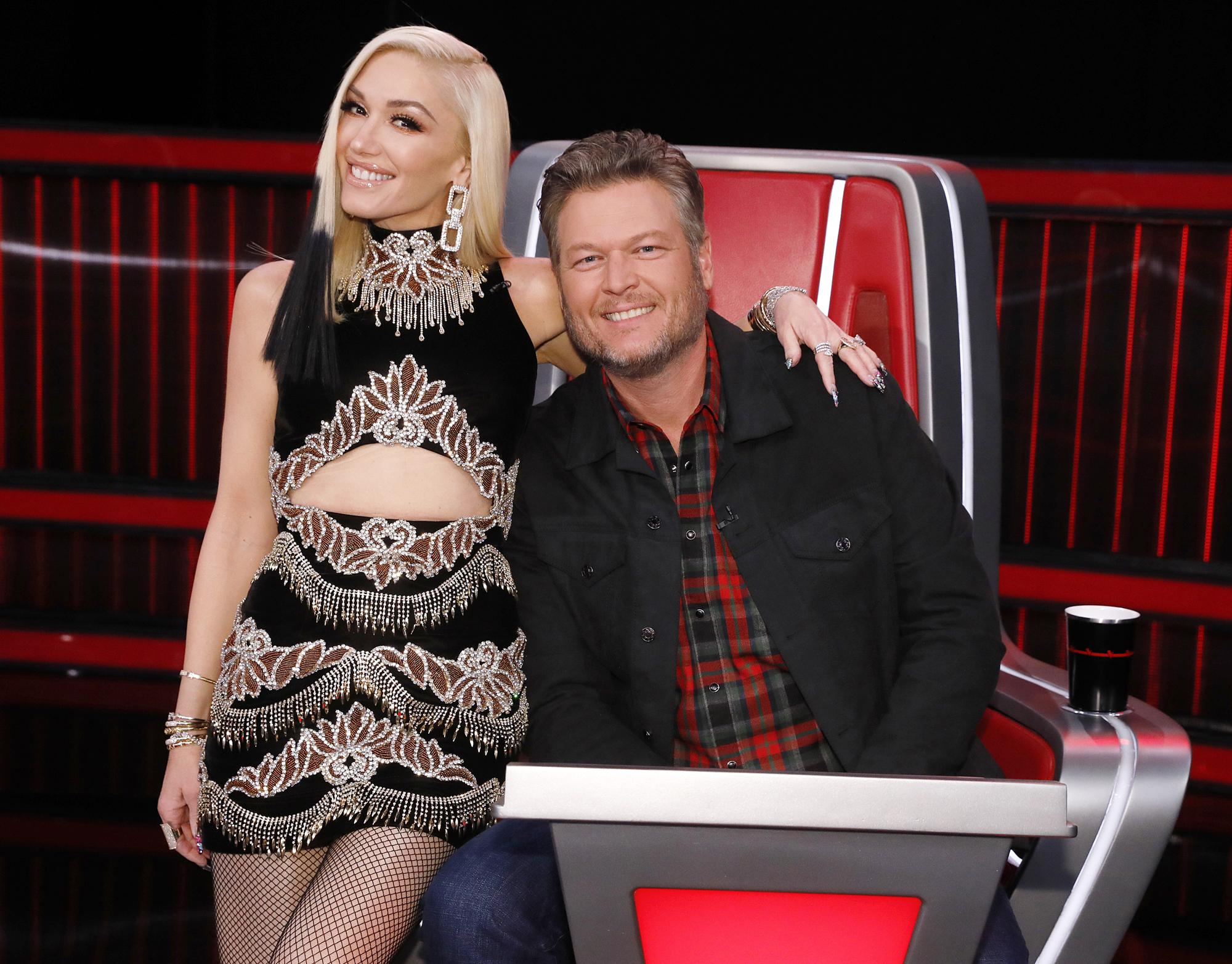 Gwen Stefani Gavin Rossdale Annulment Granted by Catholic Church Blake Shelton