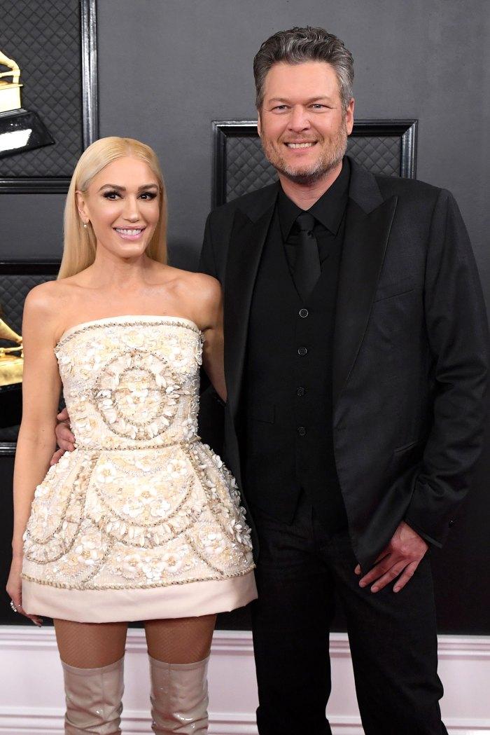 Gwen Stefani Gushes Over Miracle Romance With Blake Shelton