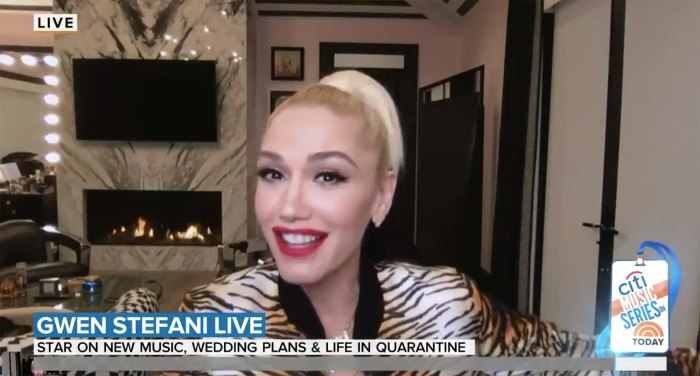 Gwen Stefani Gushes Over Miracle Romance With Blake Shelton Today Interview
