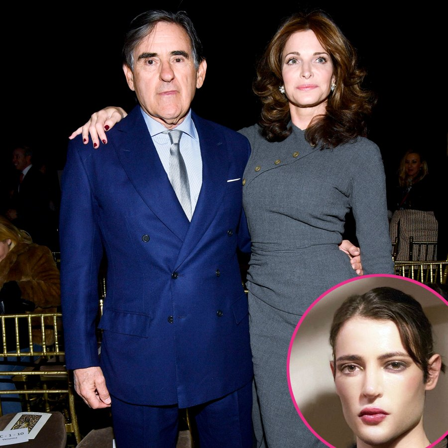 Peter M. Brant Stephanie Seymour Harry Brant 5 Things Know About Late Socialite